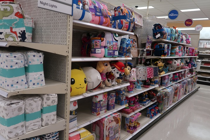Target em Orlando Brinquedos