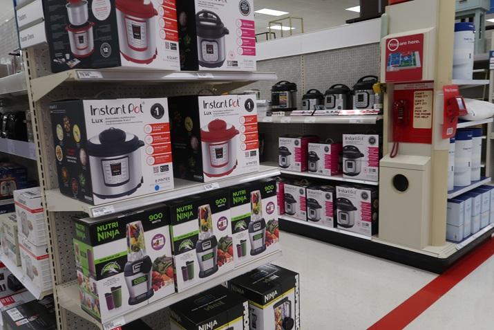 Target em Orlando Eletrodomestico