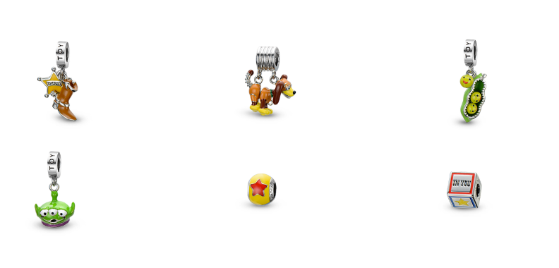 Vivara Toy Story Coleção