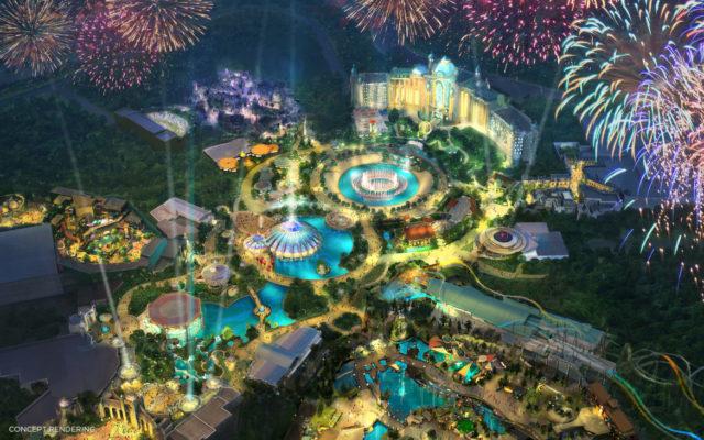Universal's Epic Universe: Novo Parque da Universal