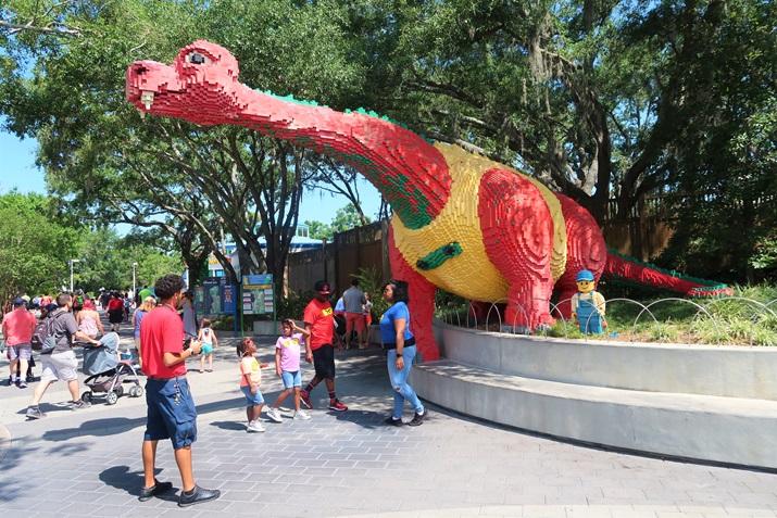 parque legoland proximo de Orlando