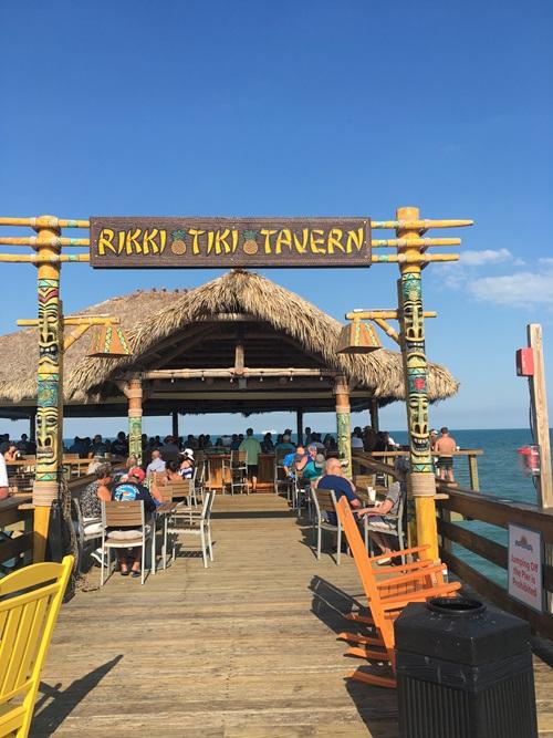 Cocoa Beach Bar Pier