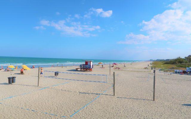 Cocoa Beach: praia próxima de Orlando