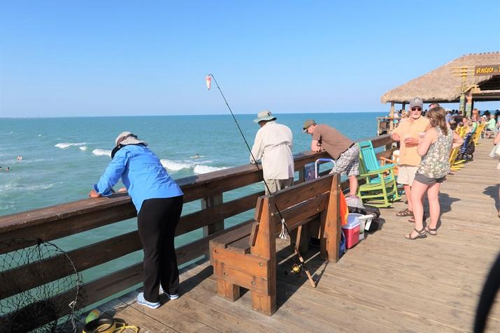 pescaria praia orlando