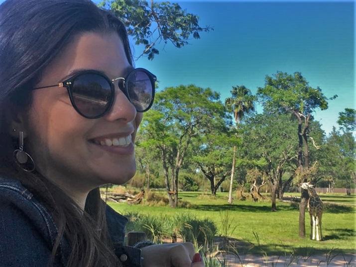 girafa animal kingdom lodge