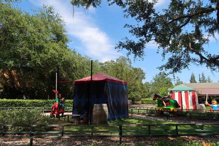 Parque Legoland para crianças