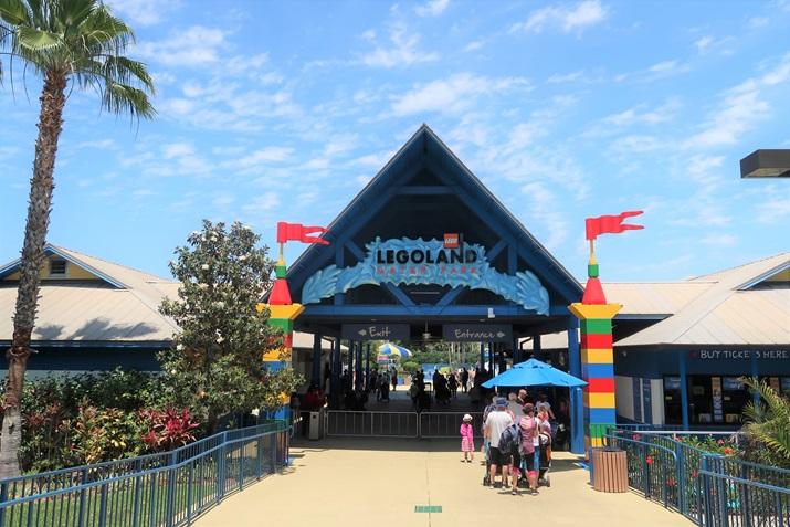 Legoland parque aquatico