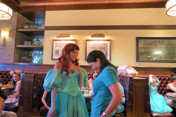 Bon Voyage Adventure Breakfast Ariel