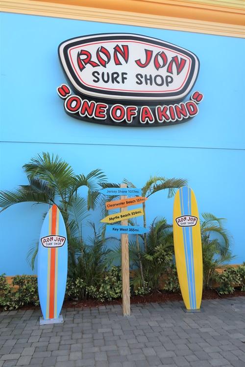 Cocoa Beach Ron Jon Surf Shop loja