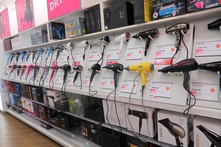Ulta Orlando secadores de cabelo
