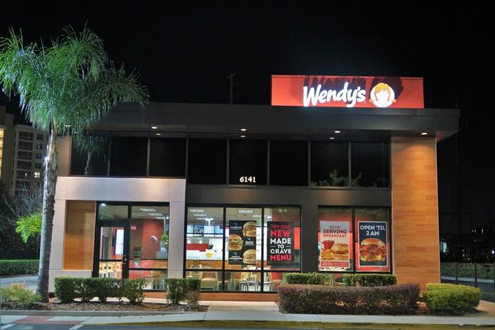 Lanchonete Wendy's Hamburguer