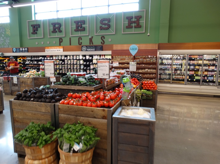Whole foods supermercado em orlando