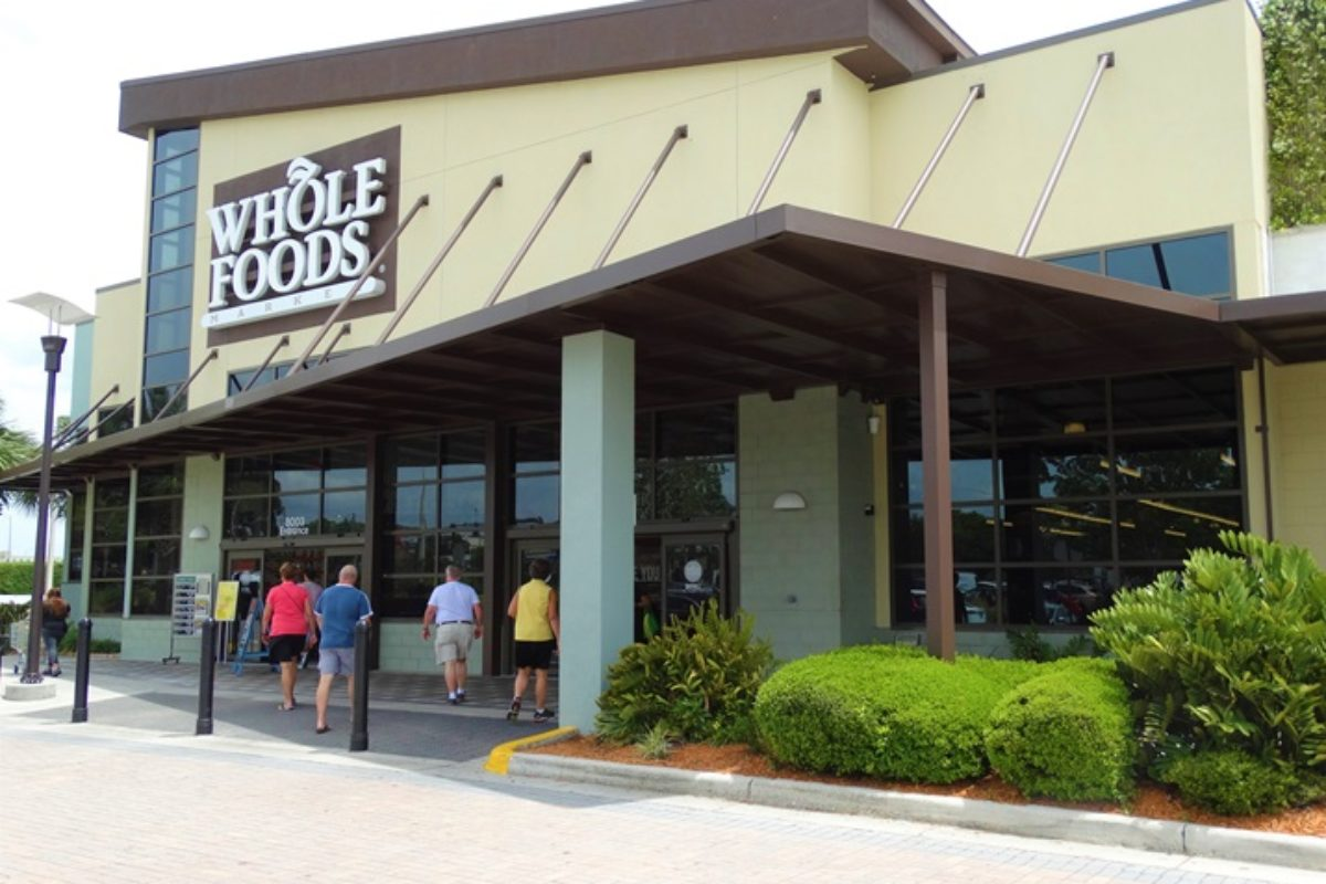 Whole Foods Orlando: supermercado saudável