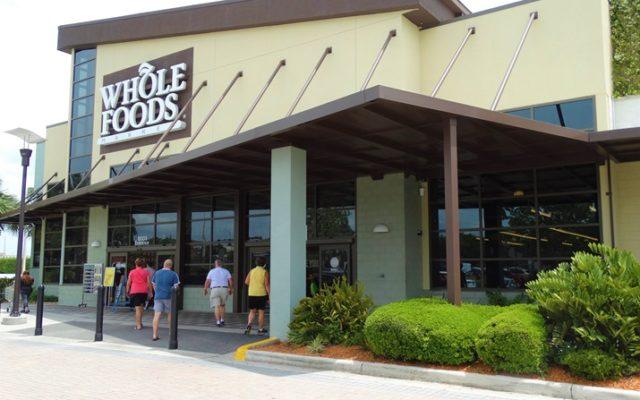 Whole Foods Orlando: supermercado saudável