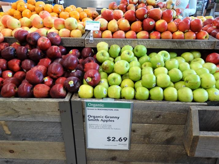 Whole foods supermercado frutas organicas