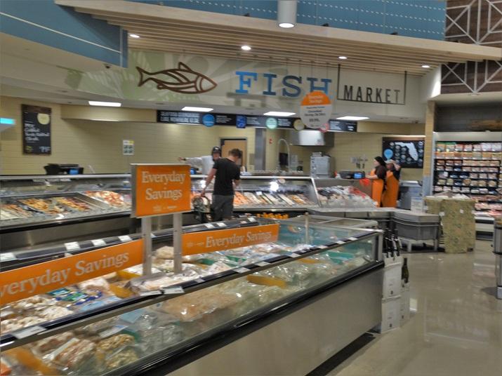 Whole foods supermercado orlando peixe