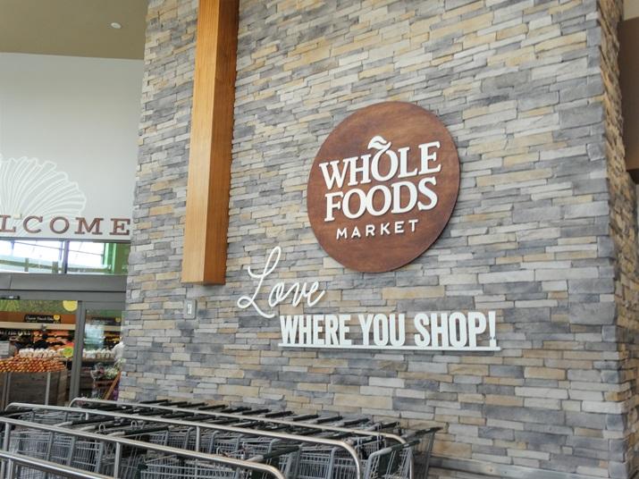 Whole foods supermercado comida saudavel