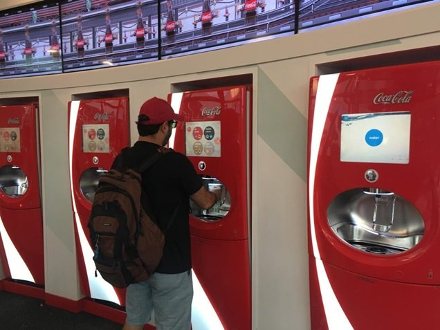 Coca-Cola Freestyle Universal