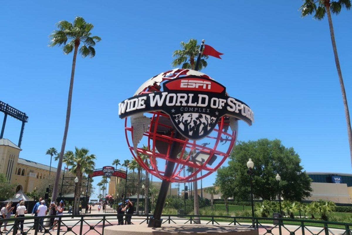ESPN Wide World of Sports: complexo de esportes da Disney