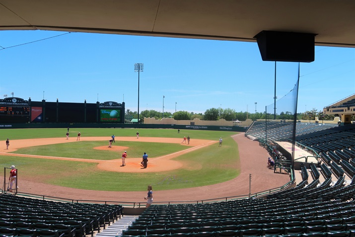 ESPN Wide World of Sports campo