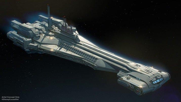 Star Wars: Galactic Starcruiser hotek star wars