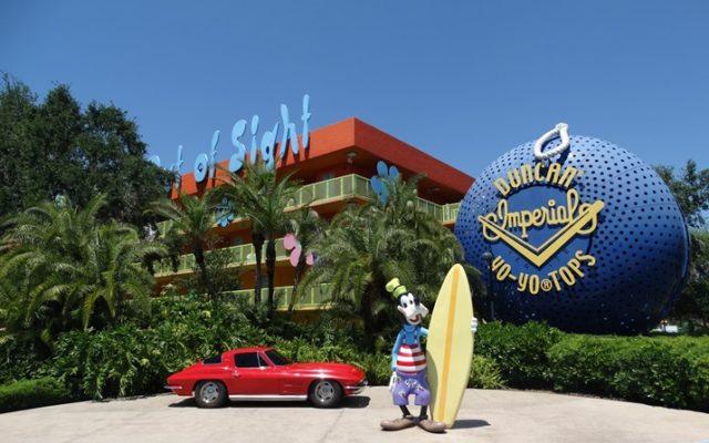 Pop Century: Resort Disney em Orlando