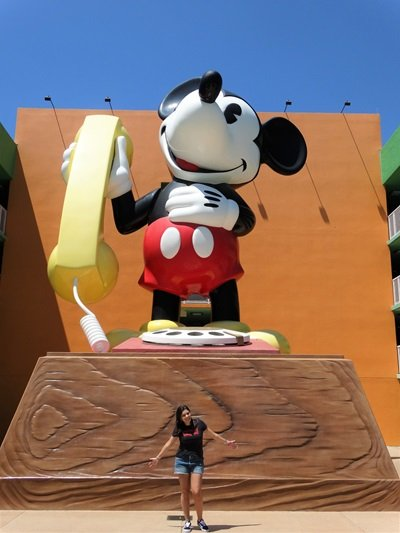 Pop Century Resort Disney Orlando