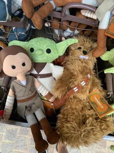 Star Wars galaxys edge compras