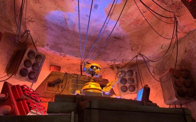 Oga's Cantina- bar alienígena em Star Wars: Galaxy's Edge