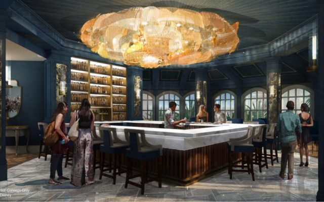 Bar e Lounge de A Bela e a Fera