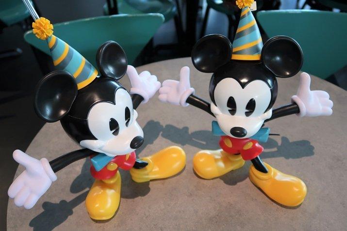 Copo do Mickey 90 anos