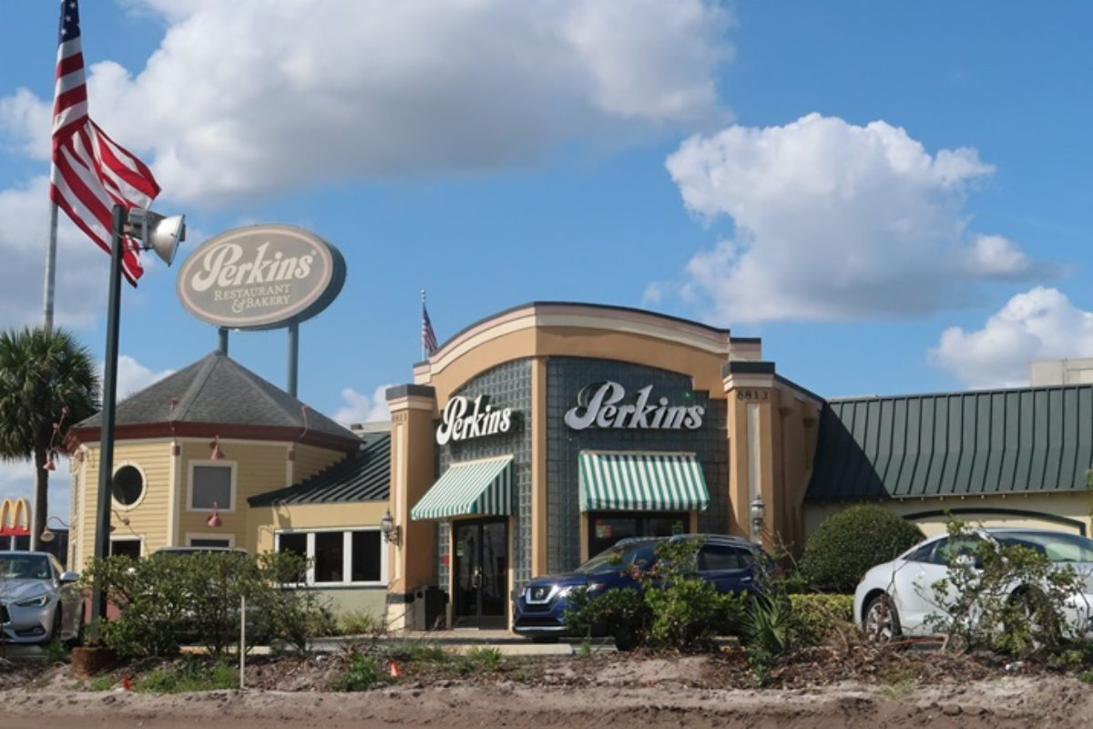 Perkins Orlando: onde comer tortas deliciosas