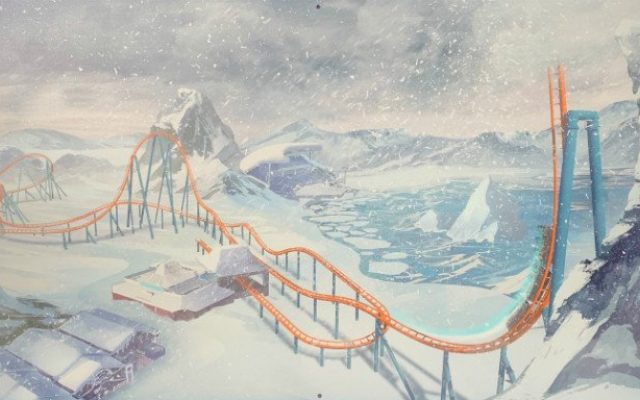 Novas montanhas russas no Sea World e Busch Gardens