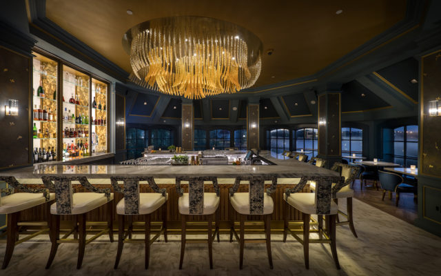 Bar e Lounge de A Bela e aFera