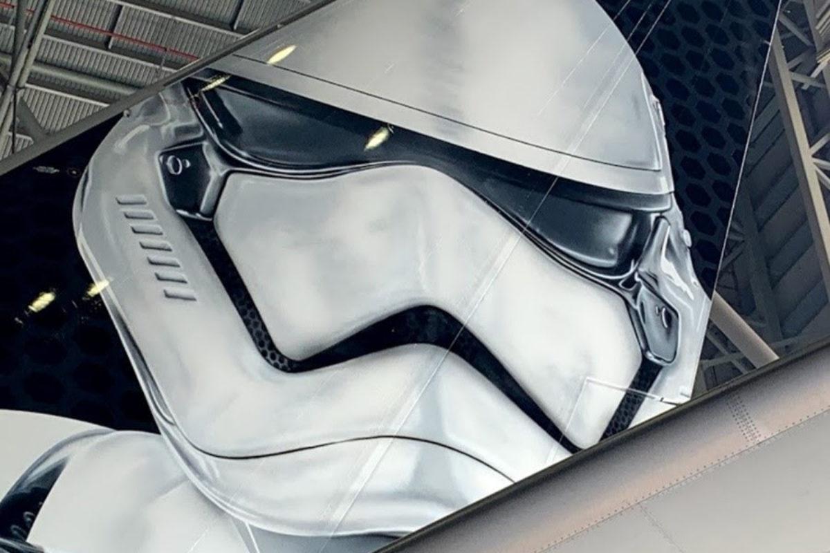 LATAM lança novo avião de Star Wars