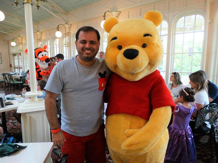 Crystal Palace Pooh