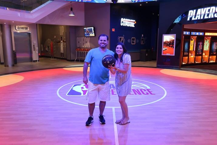 NBA Experience Passeio Disney
