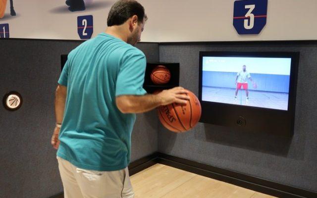 NBA Experience: basquete em Disney Springs