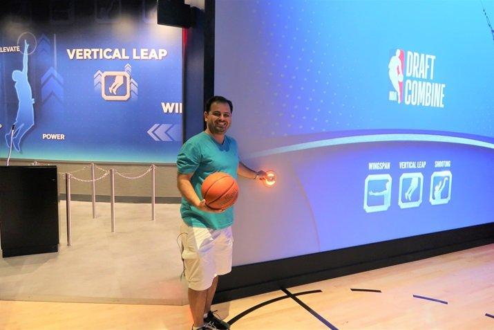 NBA Experience Basquete Orlando