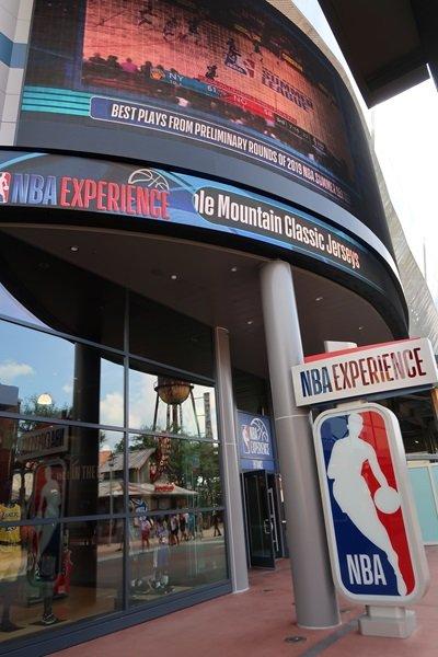 NBA Experience Disney