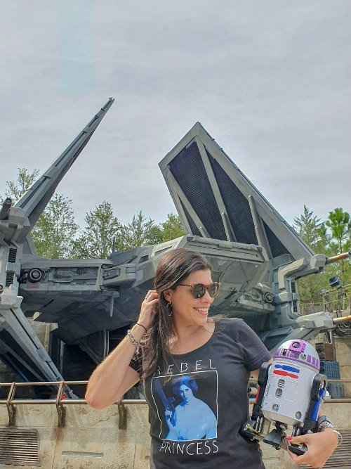 star wars galaxy's edge droid