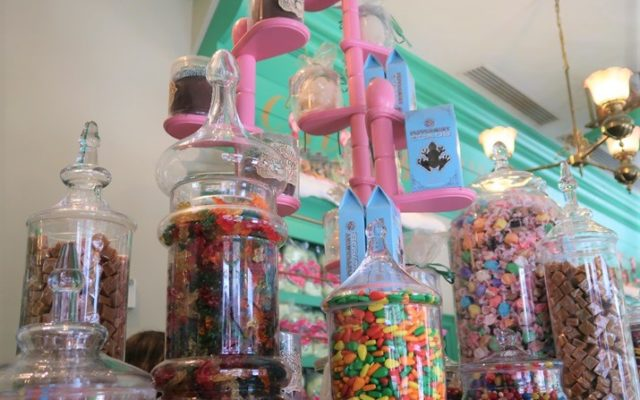 Honeydukes: loja de doces do Harry Potter