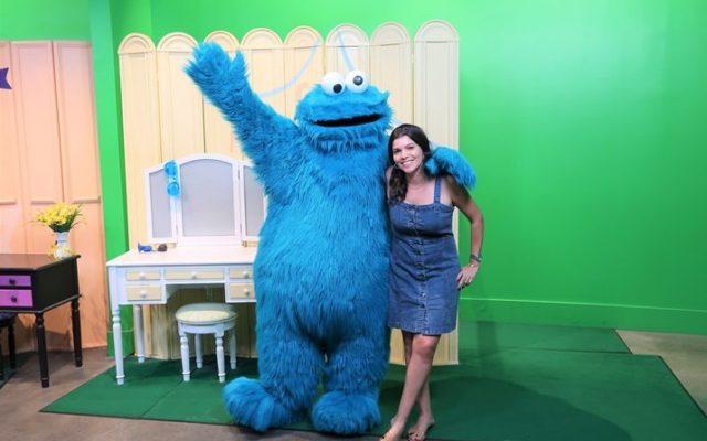 Sesame Street no Sea World Orlando