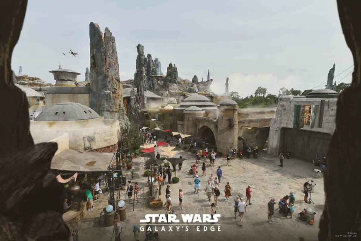 Droid Depot — monte seu droide em Star Wars: Galaxy's Edge