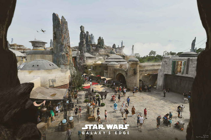 droid depot satar wars galaxy's edge