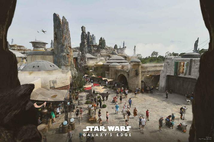 droid depot satar wars galaxy's edge