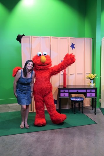 Elmo Sesame Street Sea World