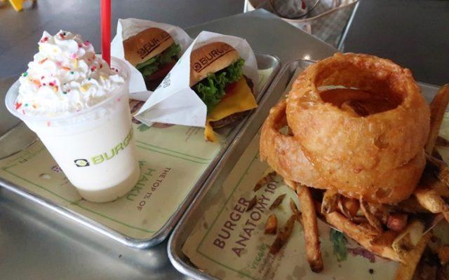 BurgerFi Orlando: hambúrguer gostoso demais!