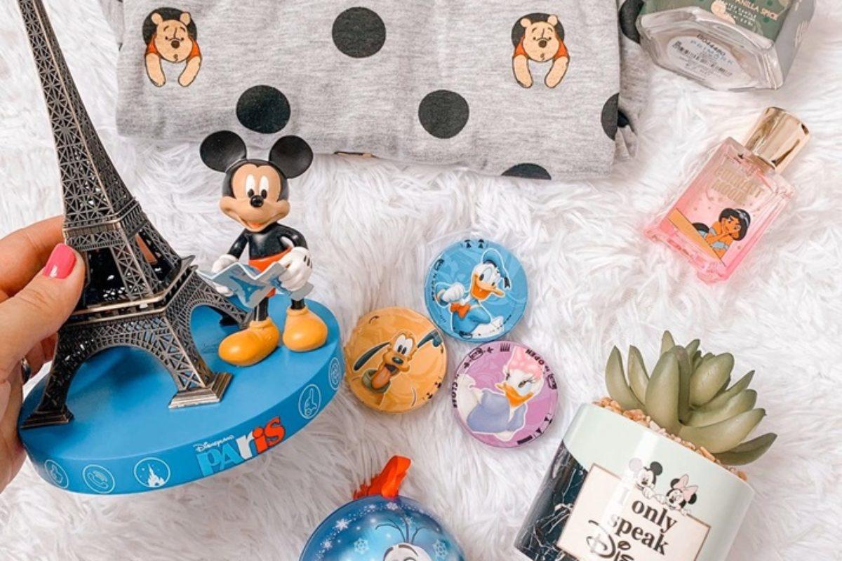 Compras da Disneyland Paris