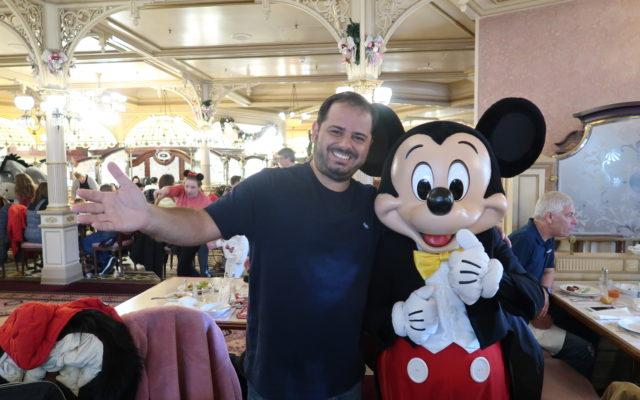 Plaza Gardens: Café da manhã na Disneyland Paris